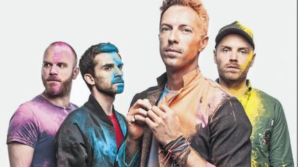 Concierto de Coldplay en Puget-sur-Argens