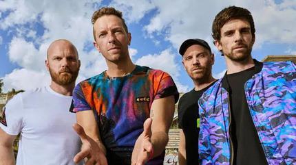 Coldplay concerto em Zapopan