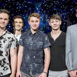 Concierto de Collabro en Bournemouth