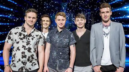 Collabro concert in London