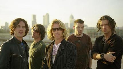 Concierto de Collective Soul en Macon