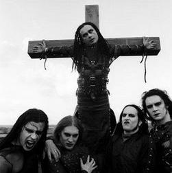 Concierto de Cradle of Filth en Canberra
