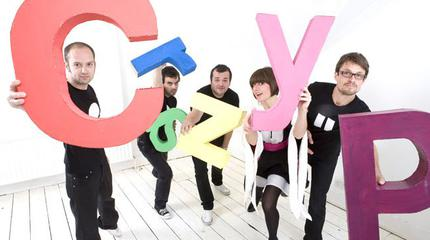 Crazy P concert in London