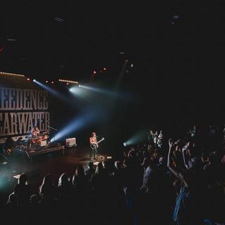 Concierto de Creedence Clearwater Review en Derby