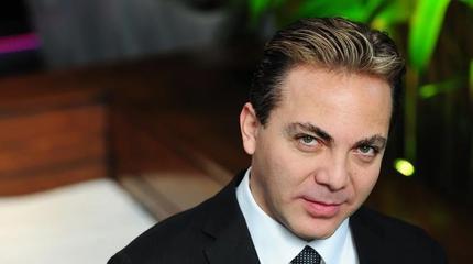 Concierto de Cristian Castro en Monterrey