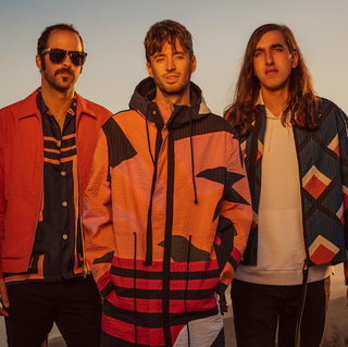 Concierto de Crystal Fighters en Concerts de Vivers 2019