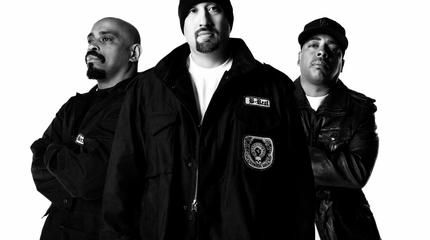 Cypress Hill concert in Oakland