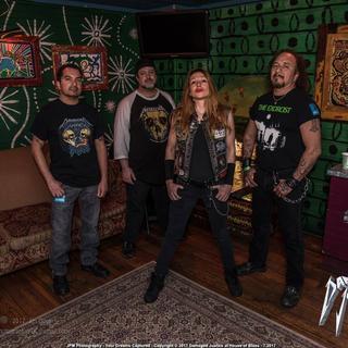 Concierto de Damaged Justice (Metallica tribute) en Milwaukee