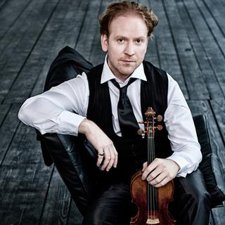 Daniel Hope + Zurich Chamber Orchestra concert in Athens