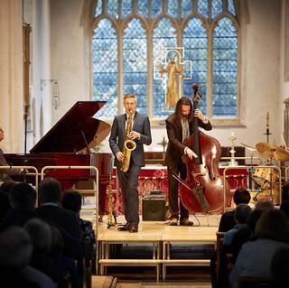 Concierto de Darius Brubeck Quartet en Londres