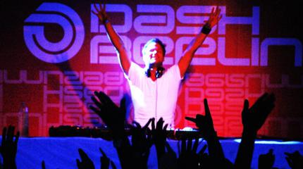 Dash Berlin concert in Los Angeles