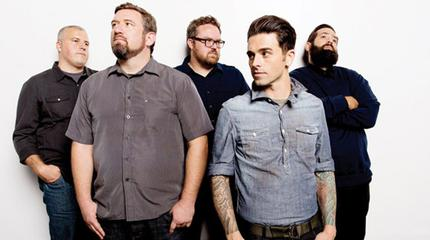 Concierto de Dashboard Confessional + The Get Up Kids en Filadelfia