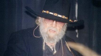 Concierto de David Allan Coe en Lincoln