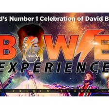 Concierto de David Bowie Experience en Swindon