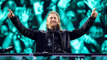 David Guetta + Armin van Buuren + Steve Aoki concert in Split