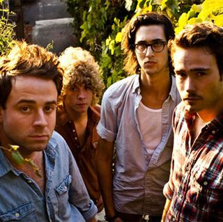 Concierto de Dawes en South Burlington