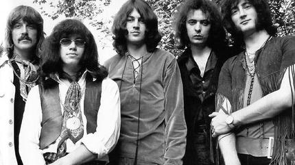Concierto de Deep Purple Tribute en Londres