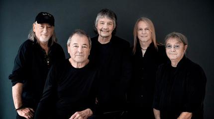 Deep Purple concert in Istanbul