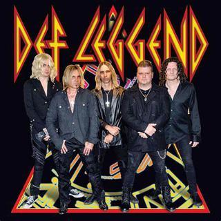 Concierto de Def Leggend - Tribute to Def Leppard en Cincinnati