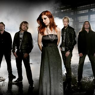 Concierto de Delain en Hollywood