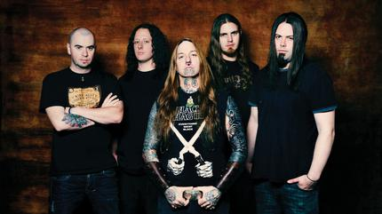 Consider, that devildriver swinging the dead