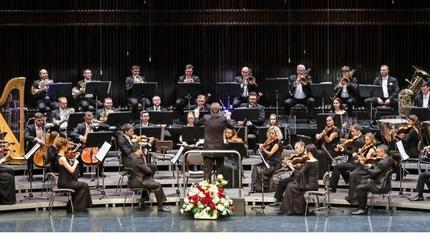 Concierto de Die K&K Philharmoniker en Dresde