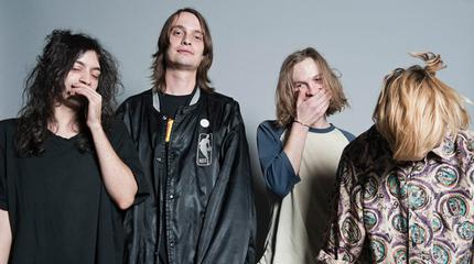 Concierto de DIIV en Newcastle-upon-Tyne
