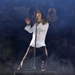 Concierto de Dio Returns en Las Vegas