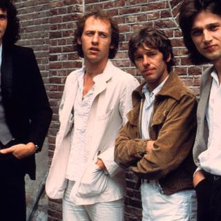 Dire Straits concert in Utrecht