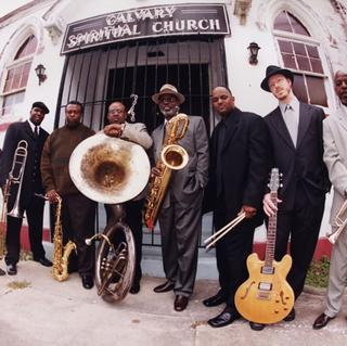 Concierto de Dirty Dozen Brass Band en Barcelona