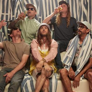 Concierto de Dirty Heads en Holmdel