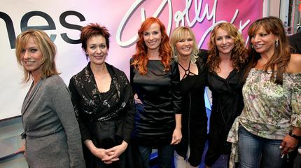 Dolly Dots concert in Bussum