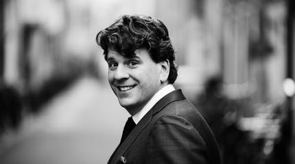 Dominic Seldis concert in Bloemendaal