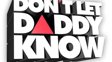 Dont Let Daddy Know concert in Amsterdam