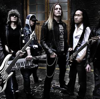 Concierto de Dragonforce en Norwich