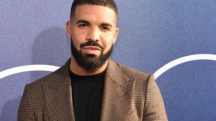 Drake concert in Las Vegas