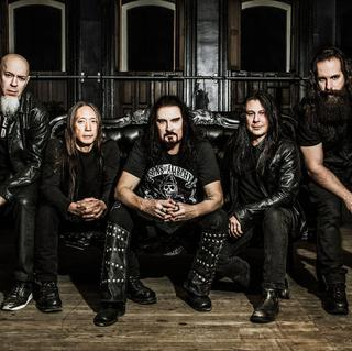 Concierto de Dream Theater en Gent