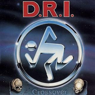 D.R.I. concert in Houston