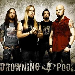 Drowning Pool concert in Houston