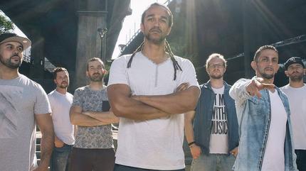 Konzert von Dub Inc in Fribourg
