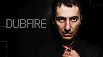 Dubfire concert in Los Angeles