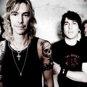 Concierto de Duff McKagan's Loaded en New York