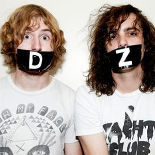 DZ Deathrays + Hockey Dad concert in Calgary