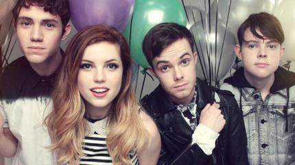 Concierto de Echosmith en Seattle
