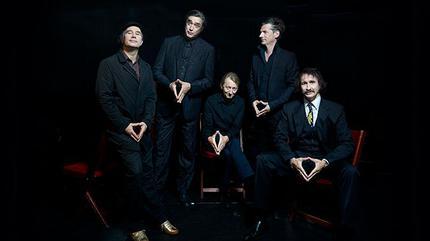 Einstürzende Neubauten concert in Milan