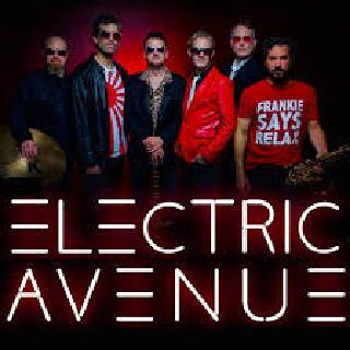 Concierto de Electric Avenue en Birmingham