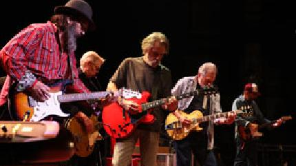 David Bromberg + Electric Hot Tuna concert in Huntsville
