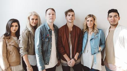 Elevation Worship concert in Houston