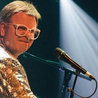 Concierto de Elton Rohn en Buffalo