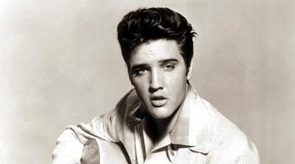 Elvis Presley concert à Berne